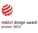 RED Dot Design Award Winner 2013